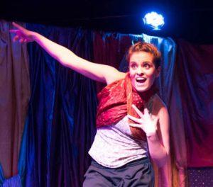 Nadia Dancing